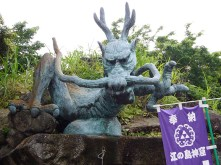 Dragon-Shrine-Carving