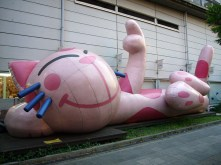 Inflatable-Cat