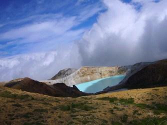 Yagama Crate Lake