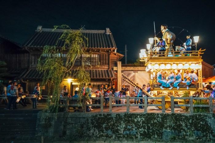 Sawara Festival