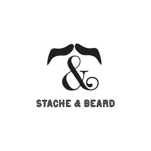 Stache and Beard