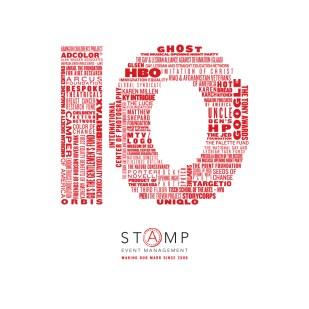 STAMP Anniversary Logo