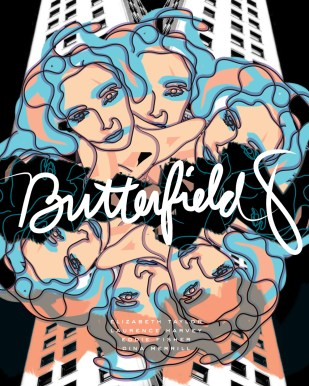"Poster for ""BUtterfield 8"""