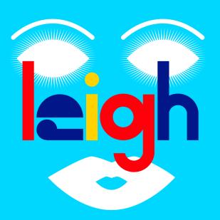 Type Design: Leigh