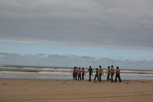 """Still de video """"El Bote"""", 2011"""