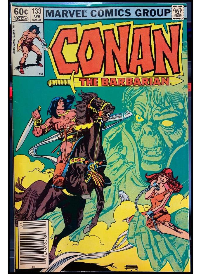 Conan The Barbarian #133