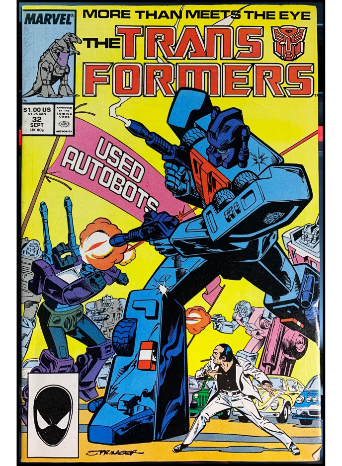 Transformers #32