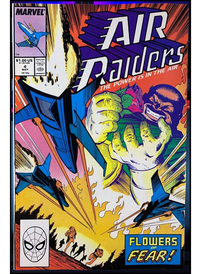 Air Raiders #4