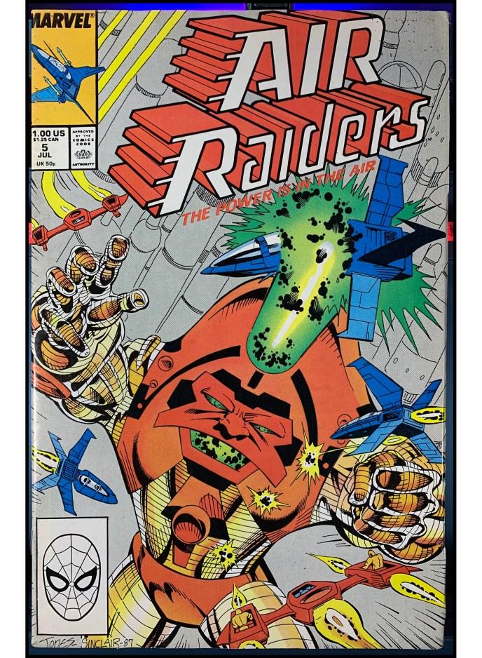 Air Raiders #5