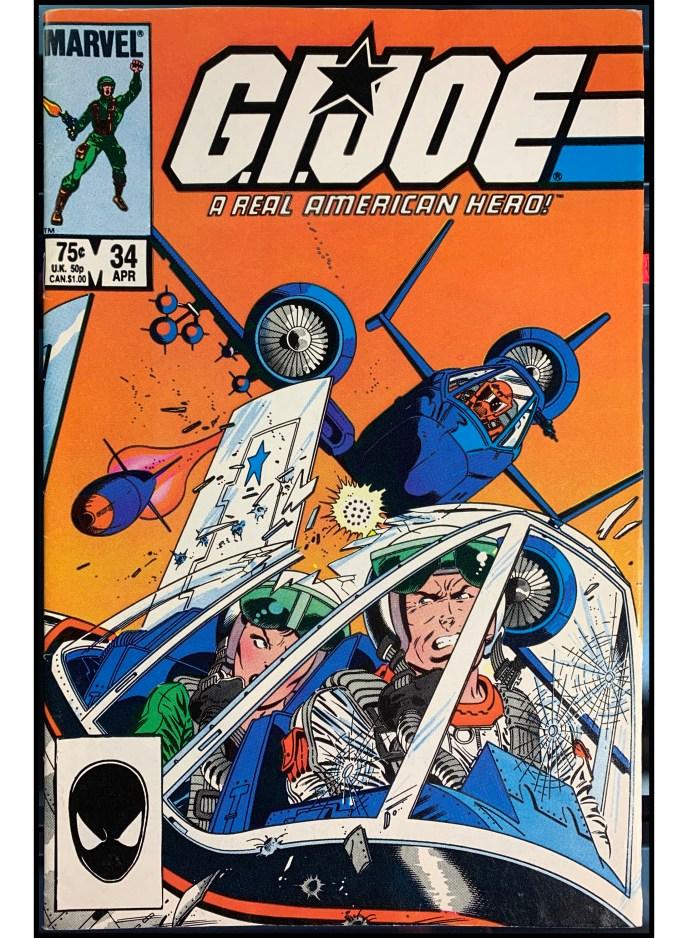 G.I. Joe #34