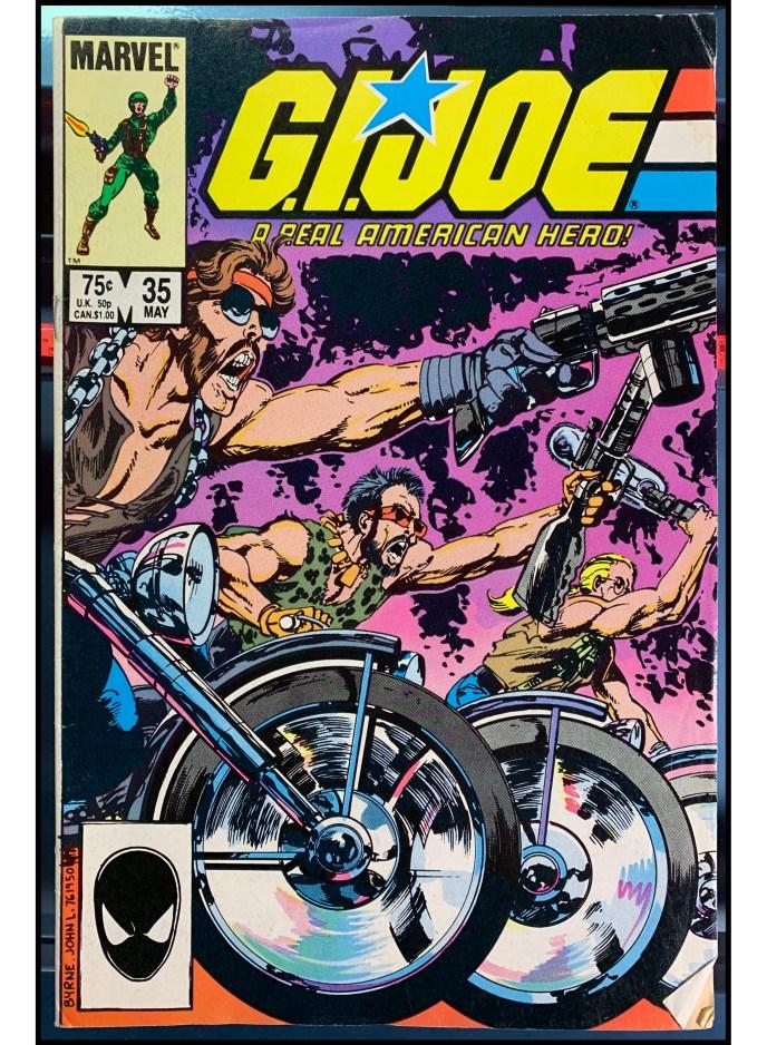 G.I. Joe #35