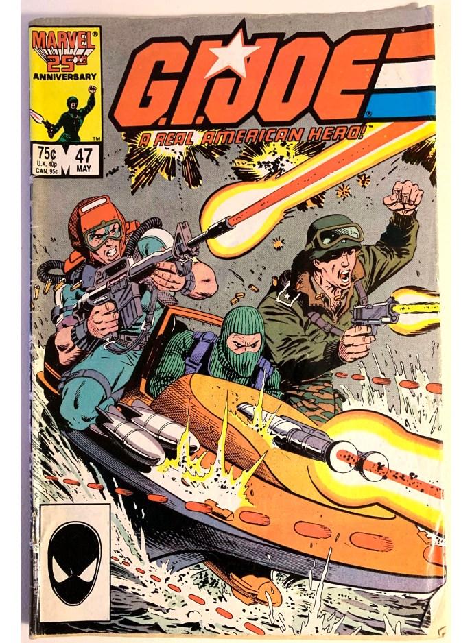 G.I. Joe #47