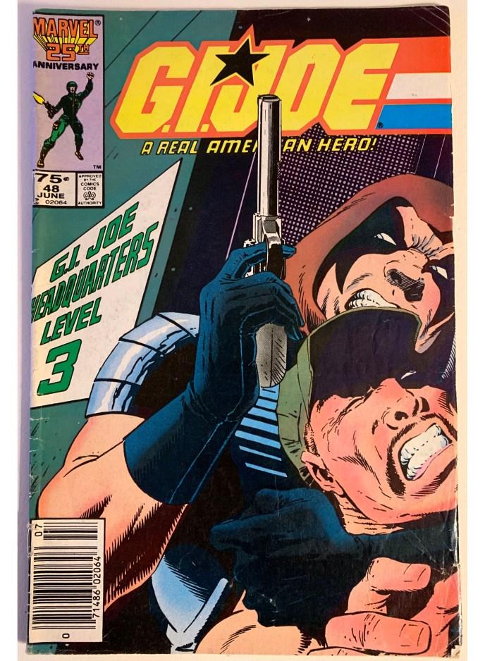 G.I. Joe #48