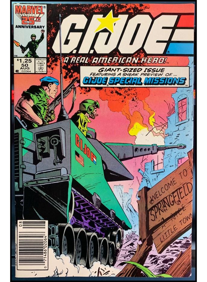 G.I. Joe #50