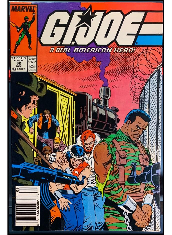 G.I. Joe #62