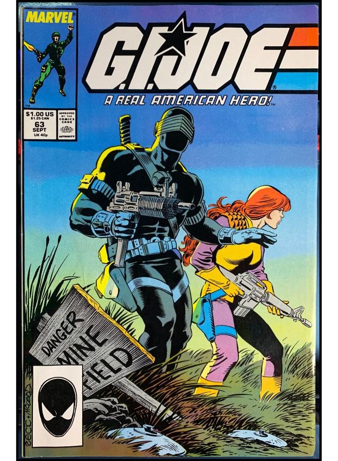 G.I. Joe #63