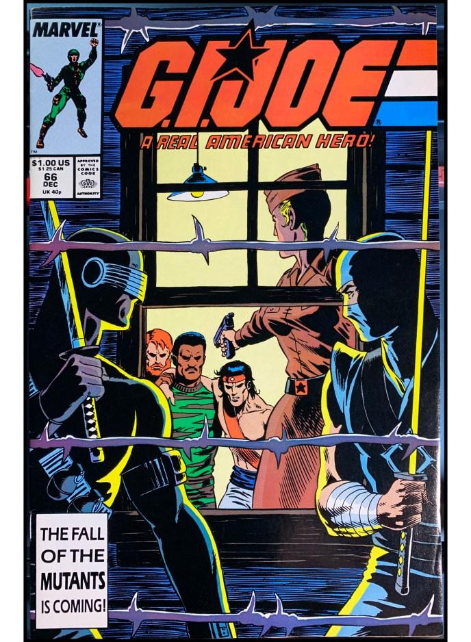 G.I. Joe #66