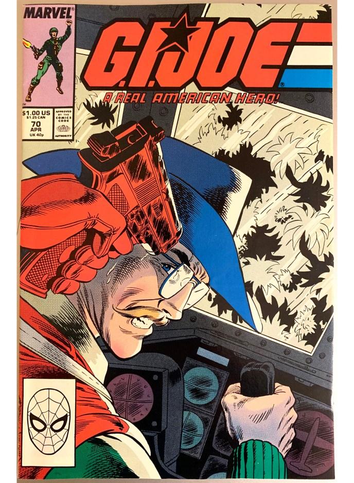 G.I. Joe #70