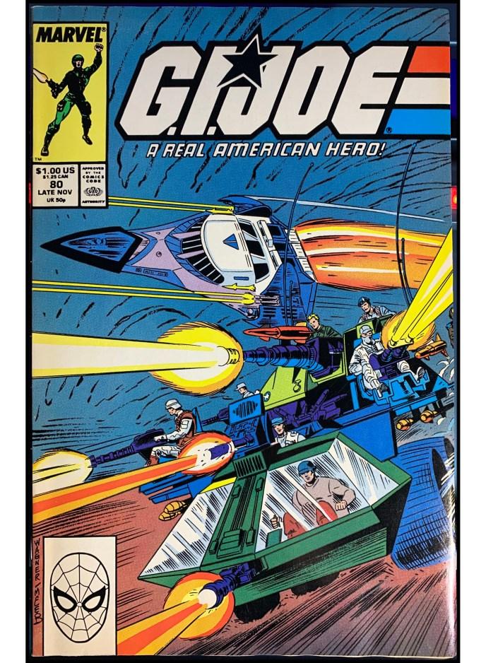 G.I. Joe #80