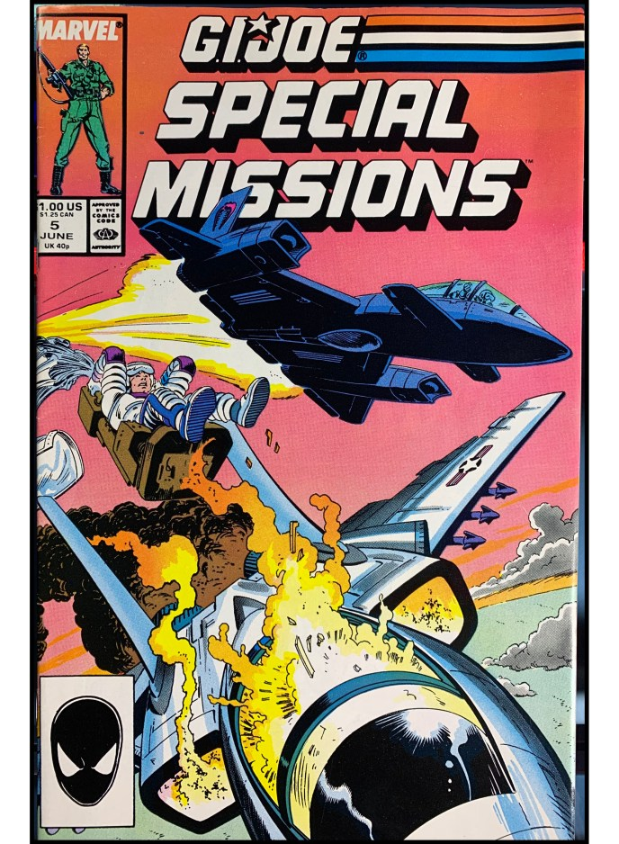 G.I. Joe Special Missions #5