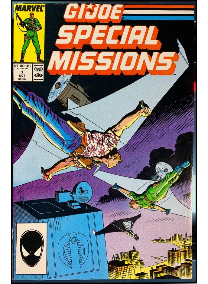 G.I. Joe Special Missions #7