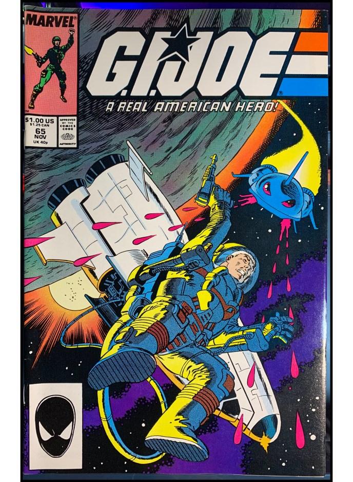 G.I. Joe #65