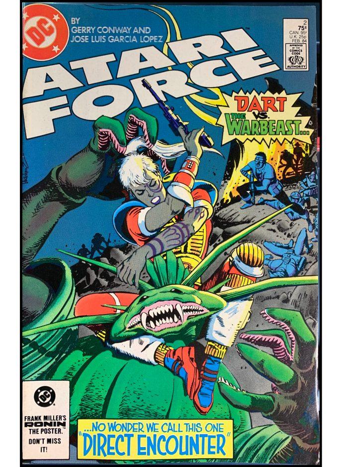 Atari Force (1984) #2