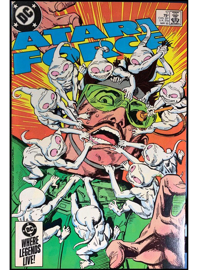 Atari Force (1984) #17