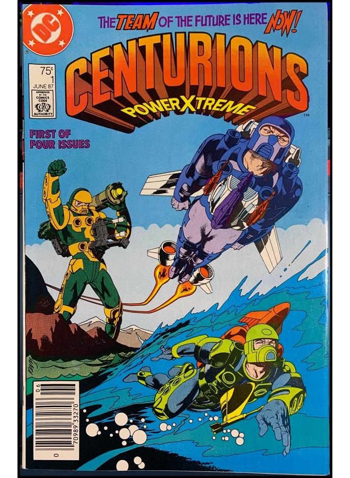 Centurions #1