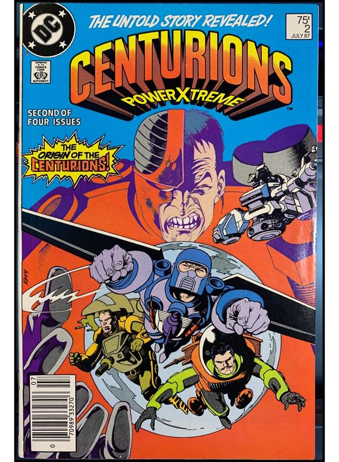 Centurions #2