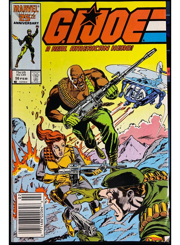 G.I. Joe #56