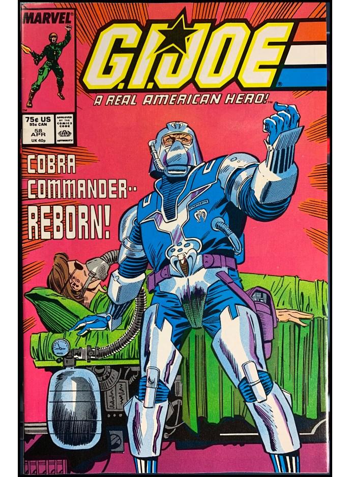 G.I. Joe #58