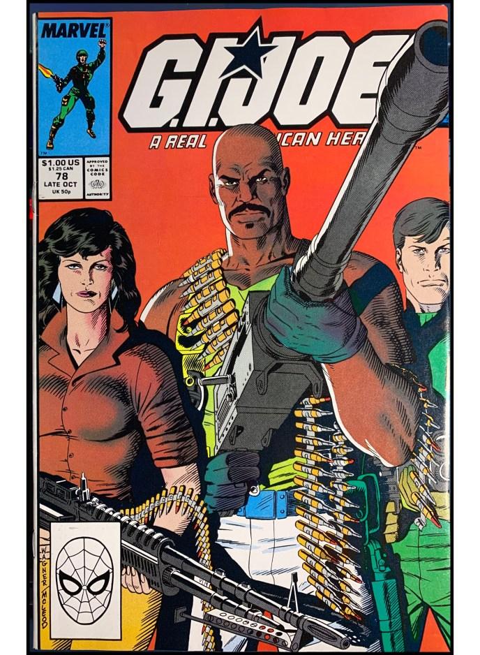 G.I. Joe #78