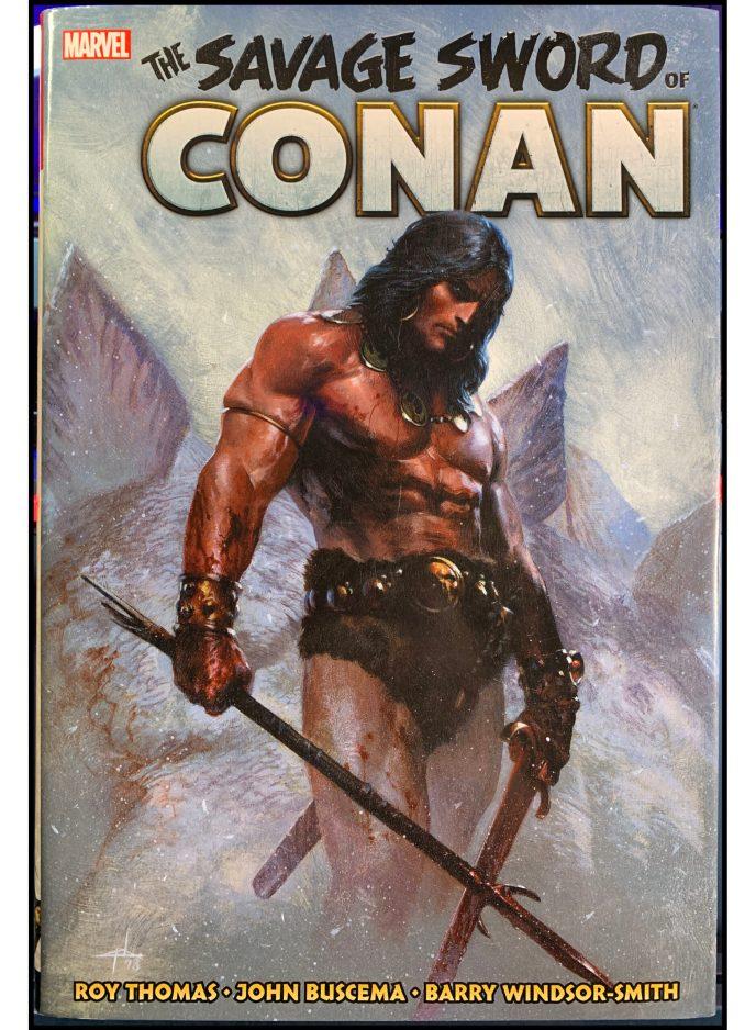 The Savage Sword of Conan Omnibus 1