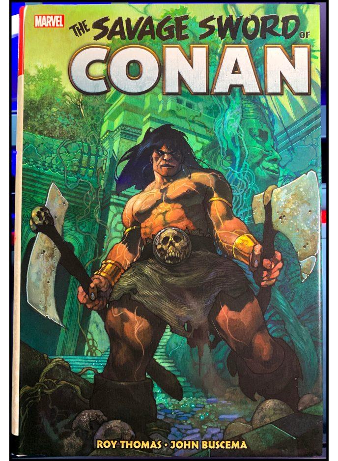 The Savage Sword of Conan Omnibus 2