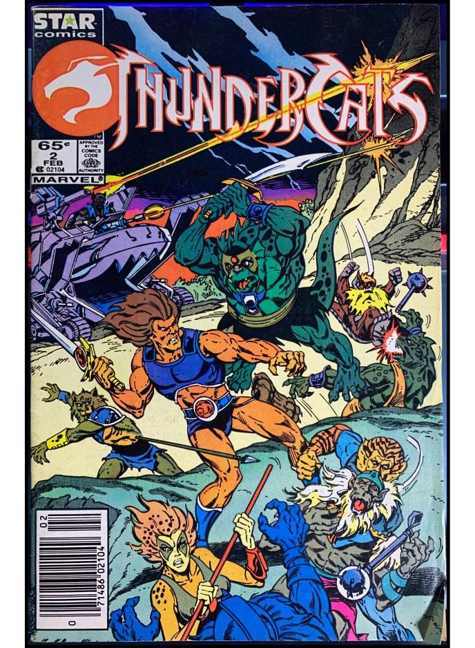 Thundercats #2