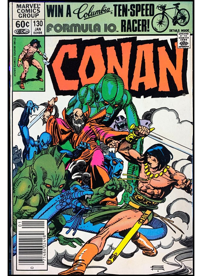 Conan the Barbarian #130