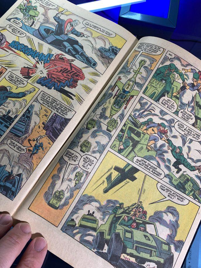 G.I. Joe Comic Book 18 image 6