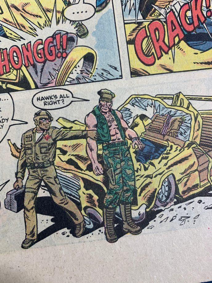 G.I. Joe Comic Book 17 image 3