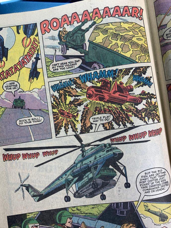 G.I. Joe Comic Book 17 image 5