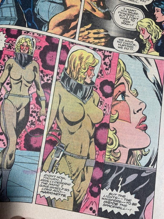 Micronauts The New Voyages #12 Image 5