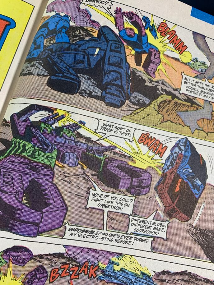 Transformers Head Masters #2 image 6