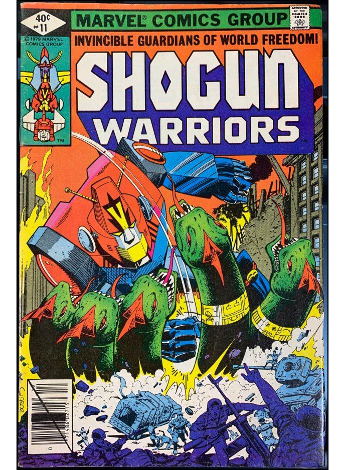 Shogun Warriors #11