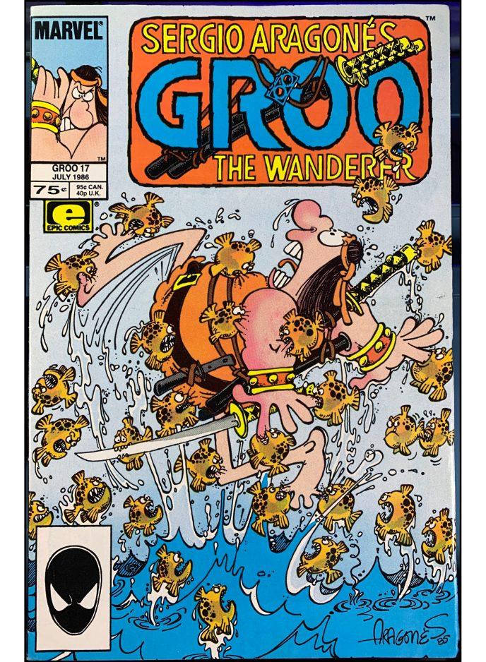 Groo the Wanderer #17