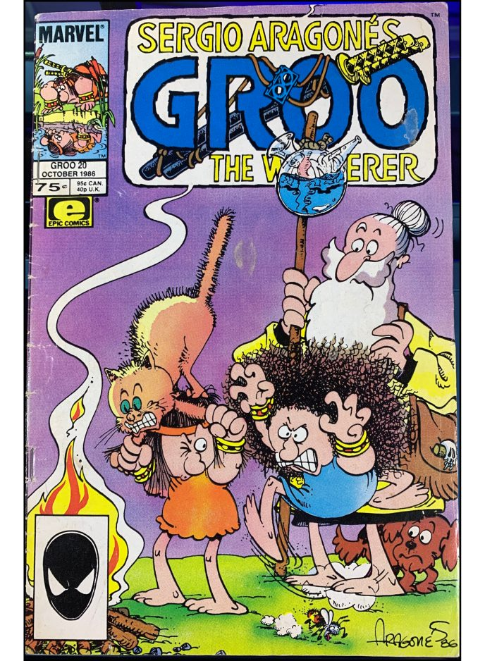 Groo the Wanderer #20