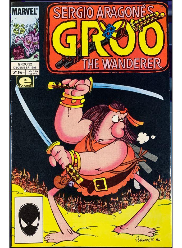 Groo the Wanderer #22