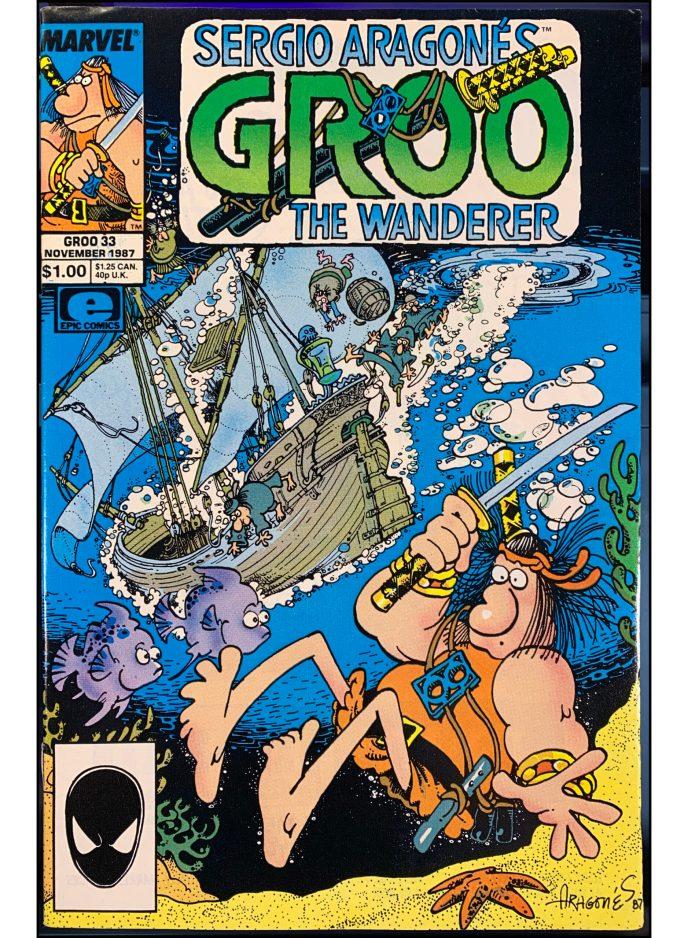 Groo The Wanderer #33