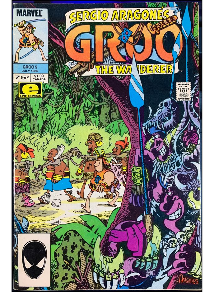 Groo The Wanderer #5