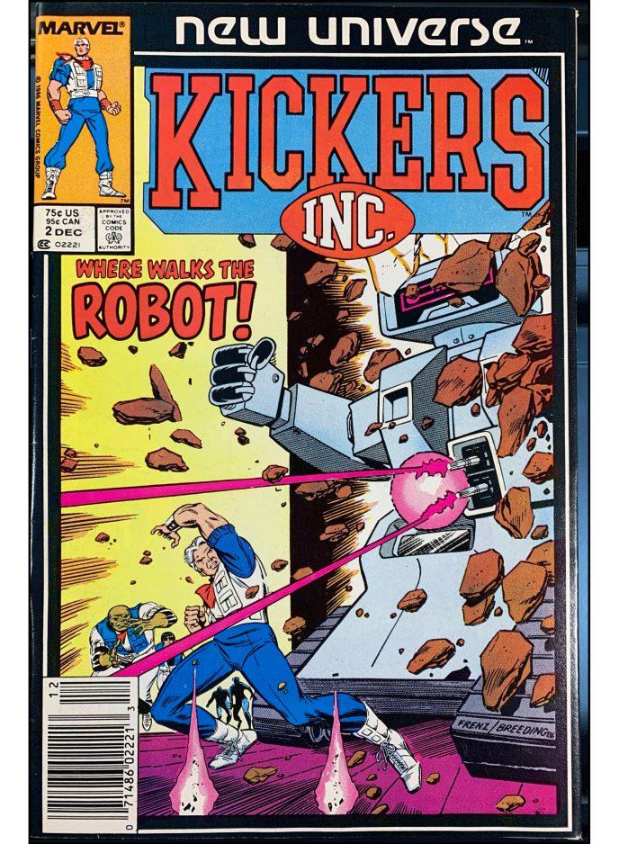Kickers Inc. #2