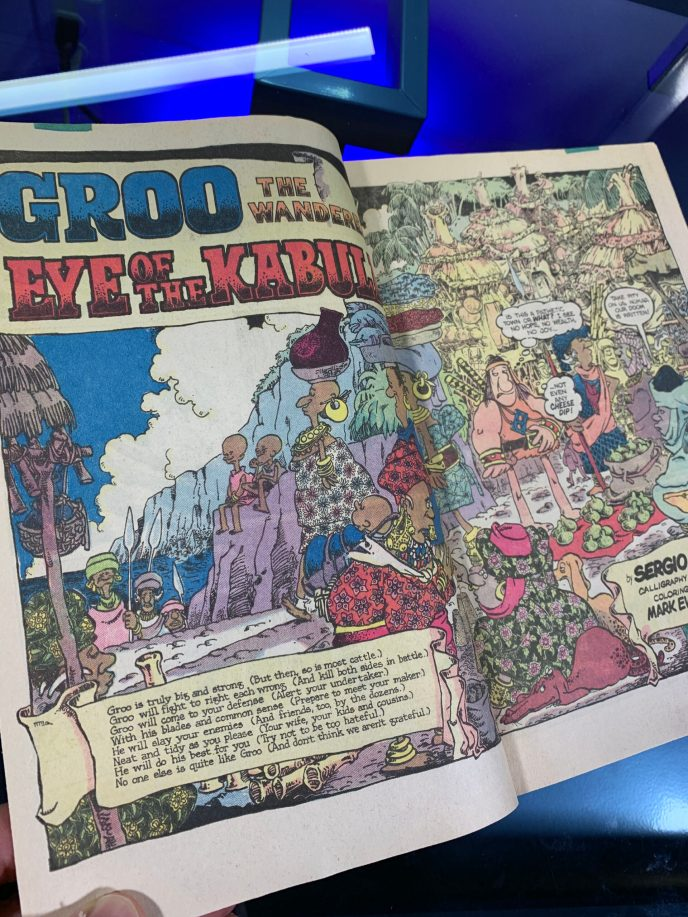 Groo the Wanderer #6 image 2
